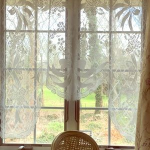 Other - 4 lace curtains